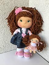 - Dorotka s bábikou. - 9505490_