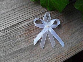 Pierka - Biele svadobné pierko - 9506514_