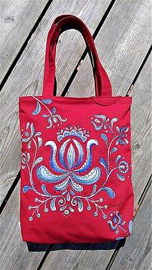 Detské tašky - taška pre ľudovú tanečnicu - 9509115_