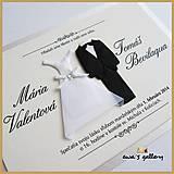 Svadobné oznámenie ~Wedding II.~
