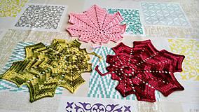 Úžitkový textil - Listy - 9510553_