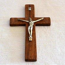 Dekorácie - Kríž - 9511166_