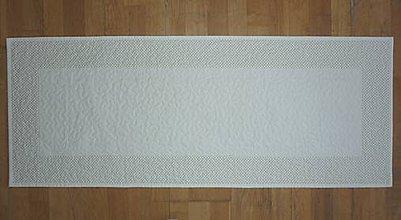 Úžitkový textil - Obrus, štóla ZLATÁ BODKA (1) - 9511587_