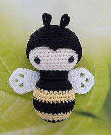 Hračky - Včielka Elka - 9511871_
