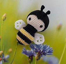Hračky - Včielka Elka - 9511875_