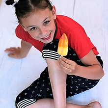 Detské oblečenie - Námořnické krátké kalhoty superjemné - 9511989_