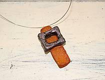 """Náhrdelníky - náhrdelník """"geometria"""" II - 9511145_"""