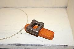 """Náhrdelníky - náhrdelník """"geometria"""" II - 9511146_"""