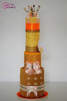 Úžitkový textil - Svadobný dar - 9510420_