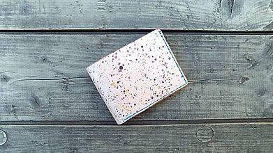 Peňaženky - (Ne)klasická kožená peněženka - 9511973_