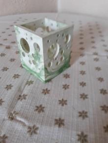 Svietidlá a sviečky - svietnik 5 - 9511010_