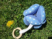 Úchopová montessori lopta.