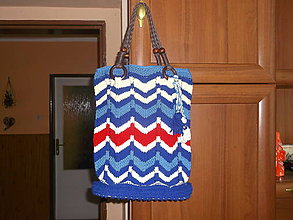 Nákupné tašky - na vlnách - 9513456_