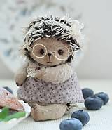 Hračky - Múdry ježko Lýdia - 9512957_