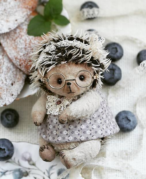 Múdry ježko Lýdia