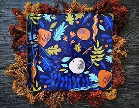 Papiernictvo - Fotoalbum klasický, polyetylénový obal s potlačou ,,Spomienky na jeseň,, - 9512349_