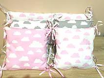 Textil - Mantinel do postieľky - 9513713_