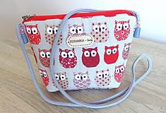 Detské tašky - Dievčenská kabelka - 9514799_