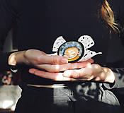 Odznaky/Brošne - Malý Poklad/ Brošňa kočíková - 9515356_