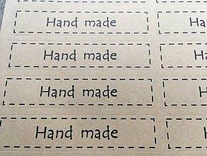 Papier - Nálepky Hand made - 9516910_
