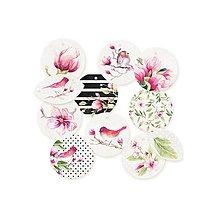 Papier - Papierové výrezy 01 Hello Beautiful - 9516555_