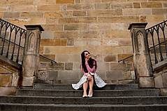 Sukne - YWETTE: leto, kvietky, sukňa, ja - 9517795_