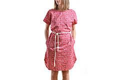 Šaty - Summer dress Red - 9515174_