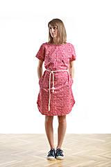 Šaty - Summer dress Red - 9515175_
