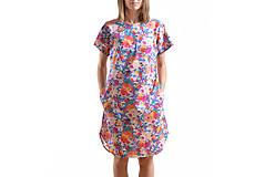 Šaty - Summer dress Flower - 9515206_