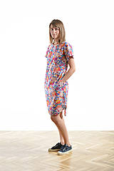 Šaty - Summer dress Flower - 9515207_