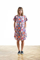 Šaty - Summer dress Flower - 9515208_