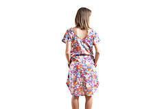 Šaty - Summer dress Flower SALE - 9515211_
