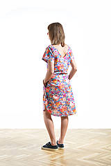 Šaty - Summer dress Flower - 9515212_