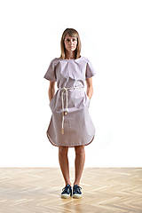 Šaty - Summer dress Lilla SALE - 9515581_
