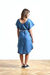 Šaty - Summer dress Linen - 9516503_