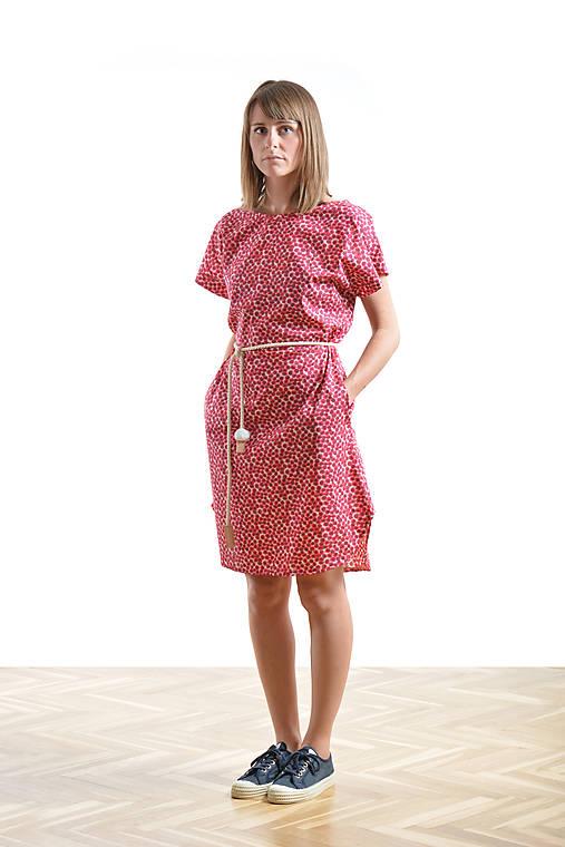 Summer dress Red