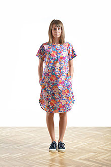 Šaty - Summer dress Flower SALE - 9515208_