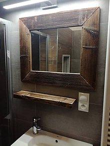 Nábytok - Kúpeľňa so starého dreva - 9516093_