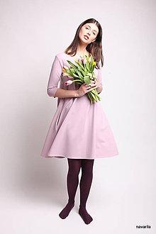 Šaty - šaty Máry-áčkové s kapsami - 9515336_