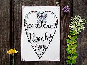 Papiernictvo - veľká pohľadnica / obrázok - 9516266_