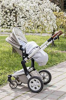 Textil - Nánožník na kočík Joolz - 9519623_
