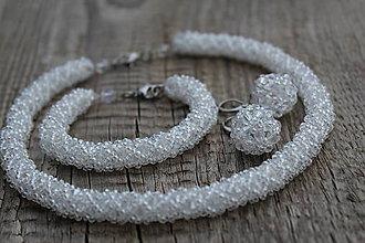 Sady šperkov - súprava krištálová - 9521158_