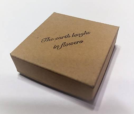 Eko krabička 7x7x2cm