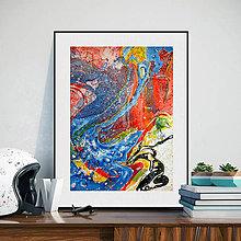 Obrazy - Abstrakcia 17 - 9520025_