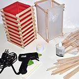 Pomôcky/Nástroje - Kreatívna sada Výroba tienidla - 9521018_