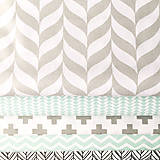 Textil - sivé klasy; 100 % bavlna, šírka 140 cm, cena za 0,5 m - 9521383_