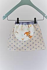 Detské oblečenie - Suknička