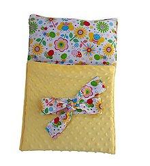 Textil - Zavinovačka pre bábiky - 9523011_