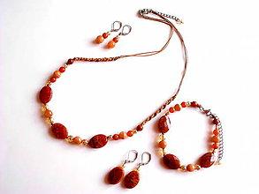 Sady šperkov - Sada šperků pro uklidnění a ochranu - 9521640_