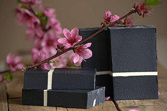 Drogéria - Čierne čistiace mydlo - 9522604_